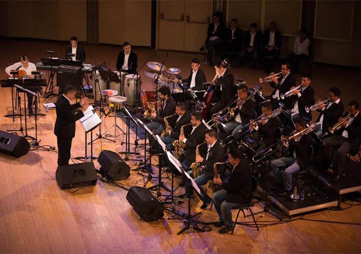 La Simón Bolívar Big Band Jazz actuará en festival de El Hatillo