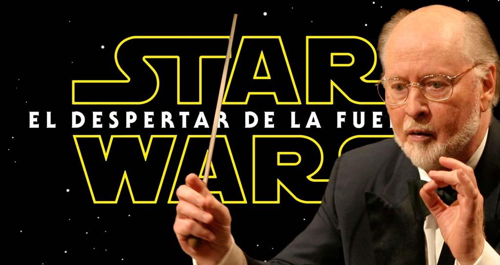 La BSO de 'Star Wars: El Despertar de la Fuerza' permanecerá fiel a la original de la saga