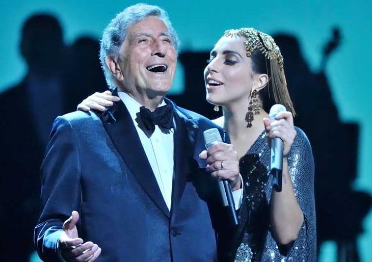Lady Gaga y Tony Bennett actuarán en Festival de Jazz de Montreux