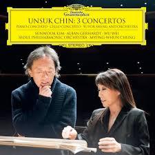 Unsuk Chin: 3 Conciertos