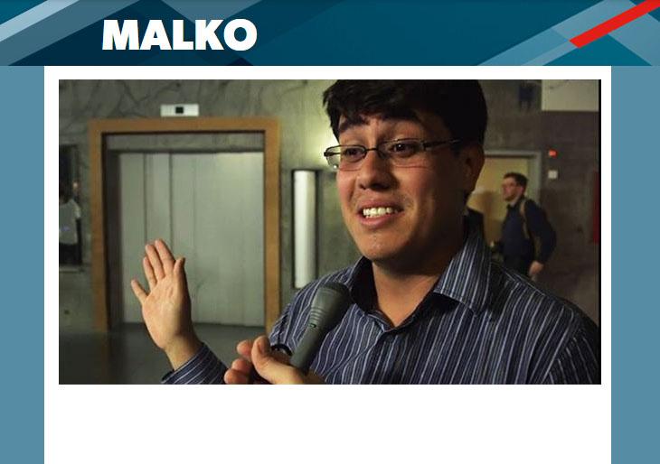 Jesús Uzcátegui un fuerte contendiente en el #Malko2015