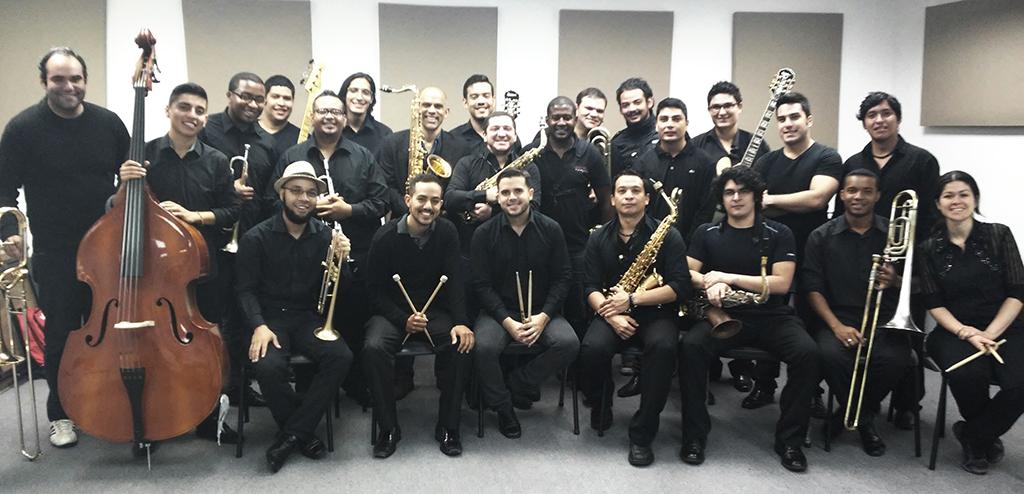 Venezuela Big Band Jazz
