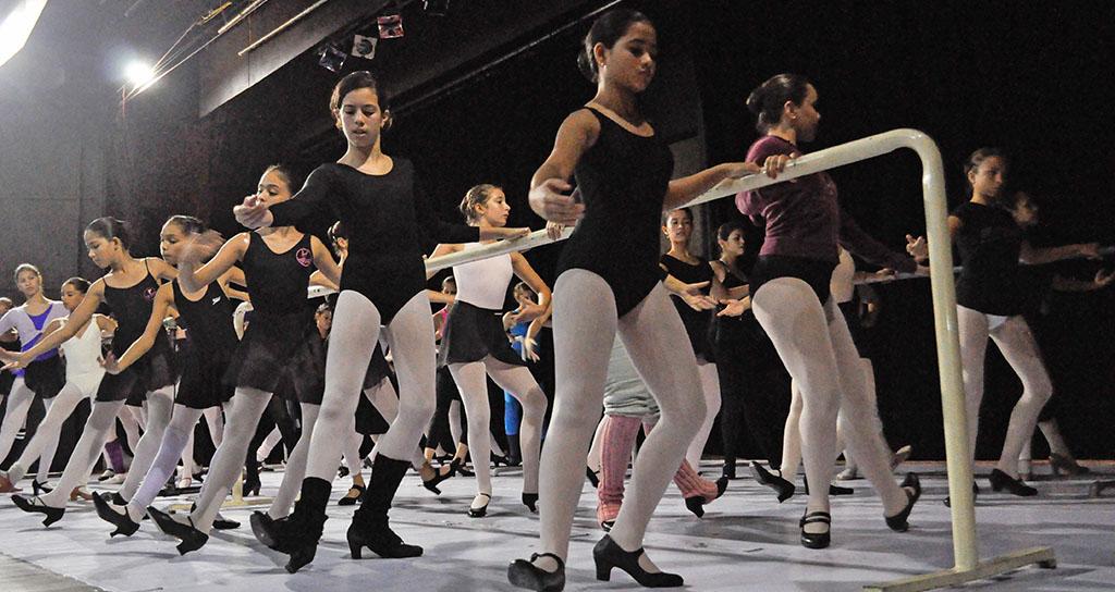 Fundación Ballet de la Mar, ofrece la 9na edición de su Vacacional Intensivo
