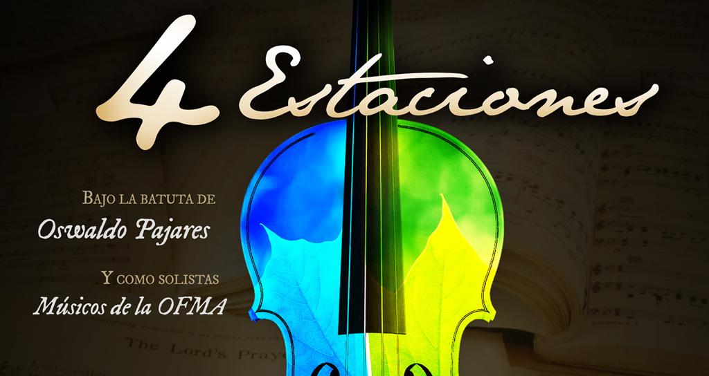 """OFMA presentará """"las cuatro estaciones"""" de Vivaldi en el Maremares"""