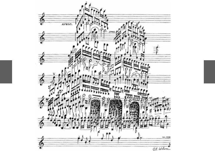 """Clase de apreciación musical con la Profesora Mariantonia Palacios """"La arquitectura de la Música"""""""