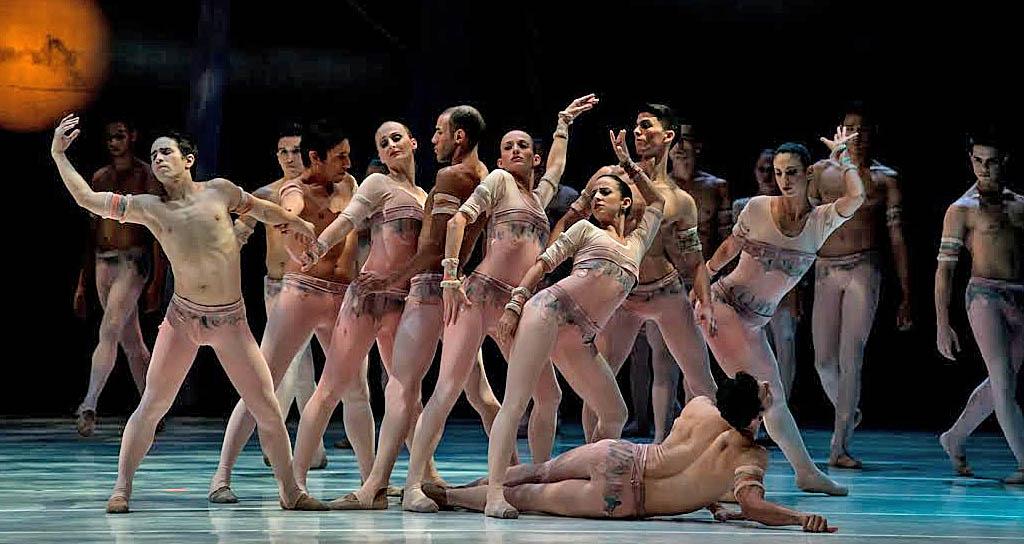 Inician funciones del Ballet Teresa Carreño en Montevideo