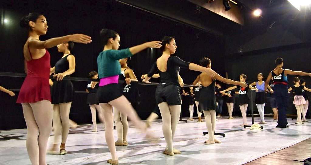 Ballet de la Mar presenta: Gala de Ballet en el Omar Carreño