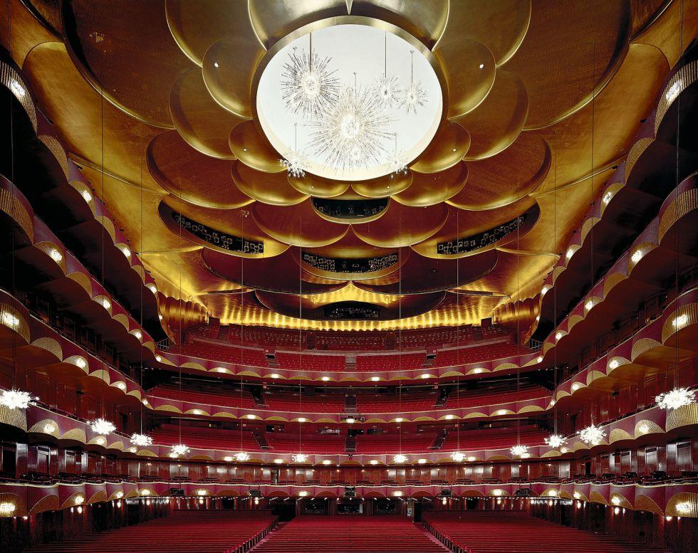 El Metropolitan Opera House neoyorquino