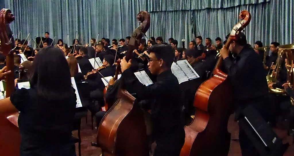"""Sinfonía N° 25 de Mozart sonará con Orquesta Sinfónica Juvenil """"Mozart"""" en el Teatro Armonía"""