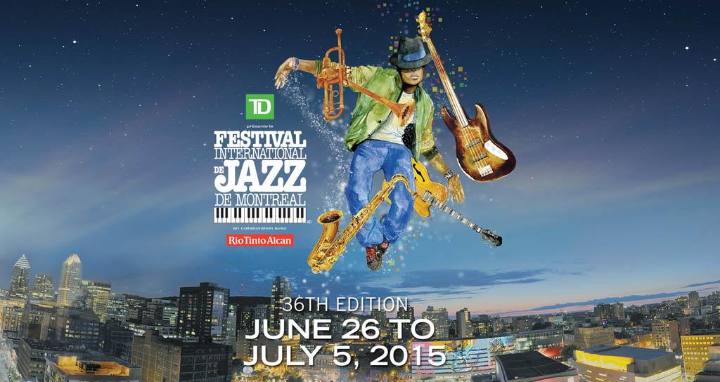 Alistan edición 36 del Festival Internacional de Jazz de Montreal