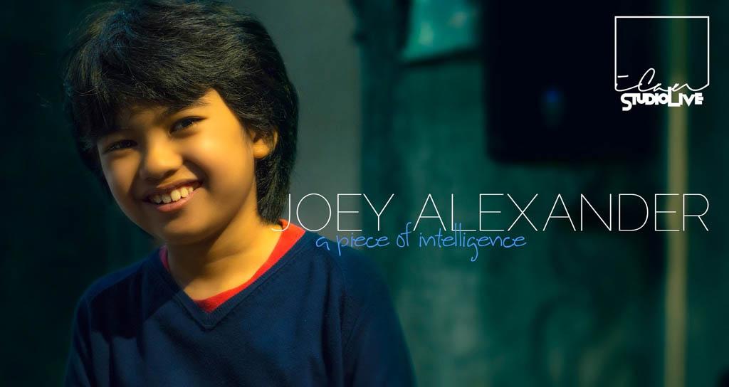 Un niño de once años, nuevo prodigio del jazz