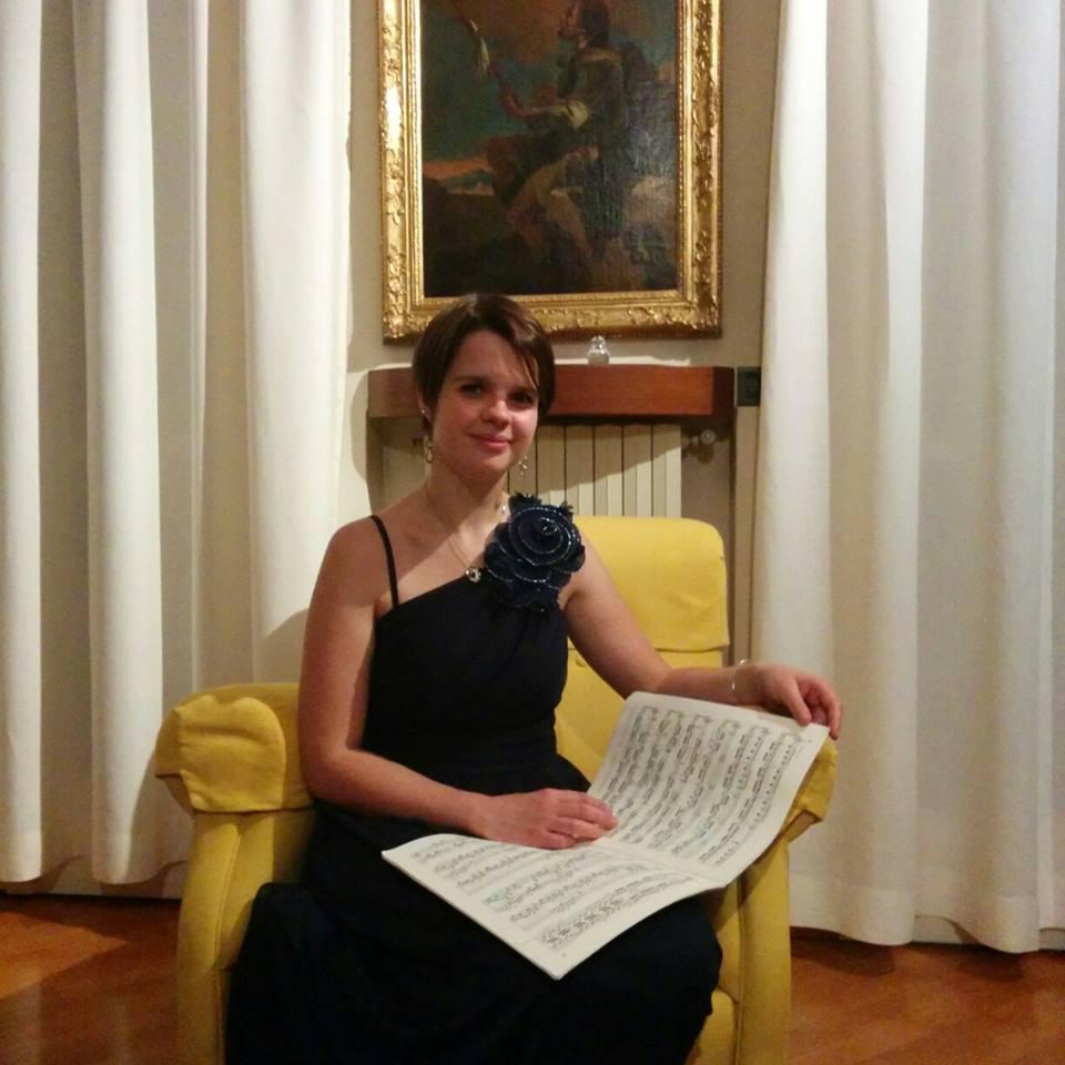 Lucrezia Slomp, piano (Italia)