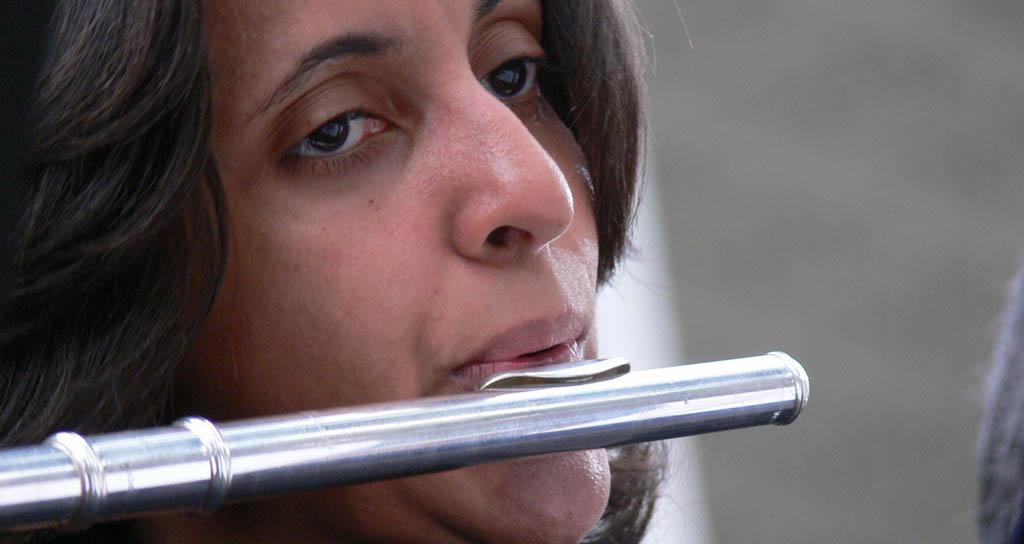 María Gabriela Rodríguez: Un Cascanueces le abrió las puertas a ser la primera mujer flautista de la OSV