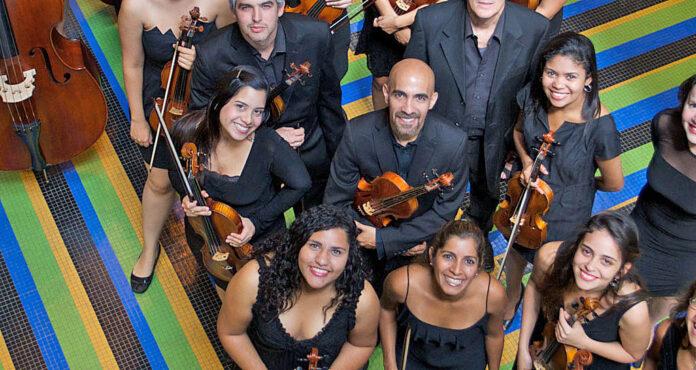 Orquesta Barroca Simón Bolívar interpreta por primera vez La serva padrona