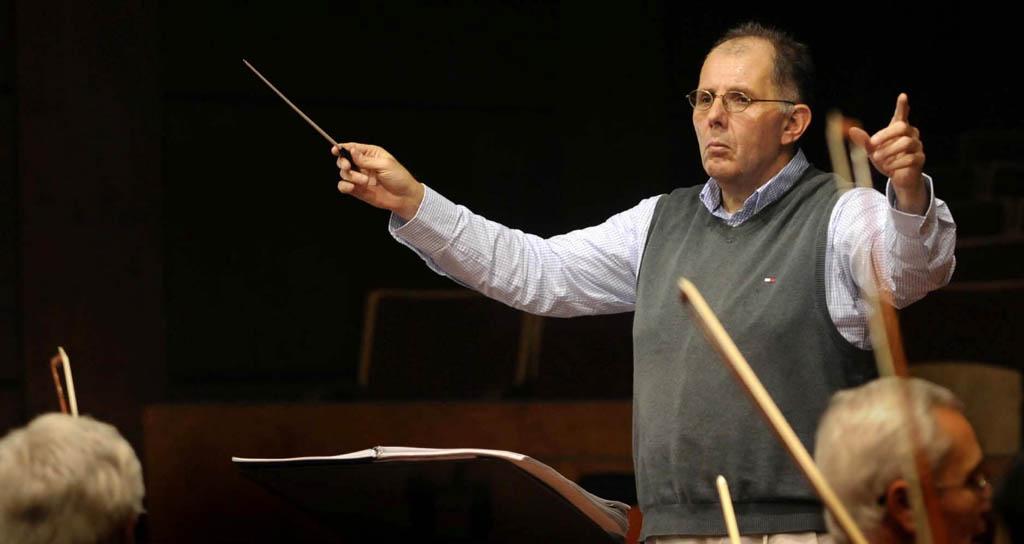 """Rodolfo Saglimbeni, nuevo director de la Orquesta Sinfónica de la UNCuyo: """"Quiero abrir la orquesta hacia todo el continente"""""""