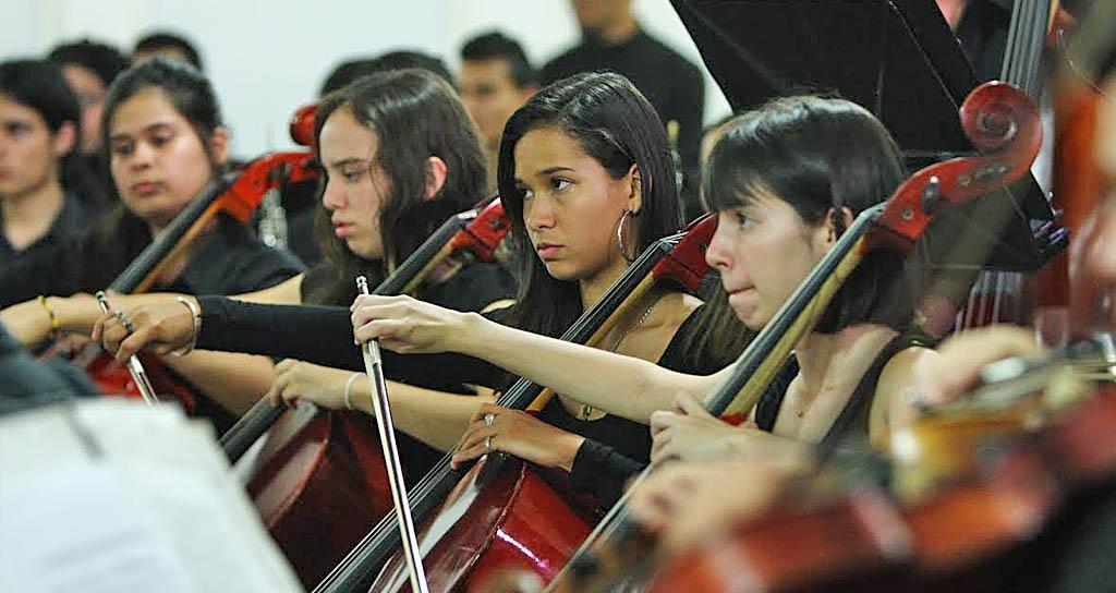 Orquesta Sinfónica de la juventud Tachirense continúa el Festival Tchaikovsky