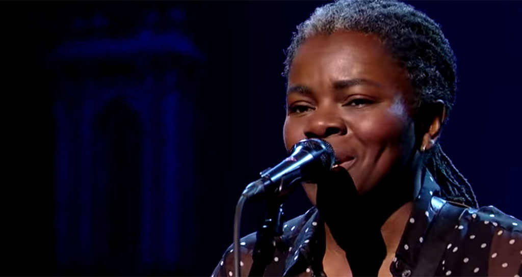 "Tracy Chapman: ""Stand By Me"" – David Letterman"