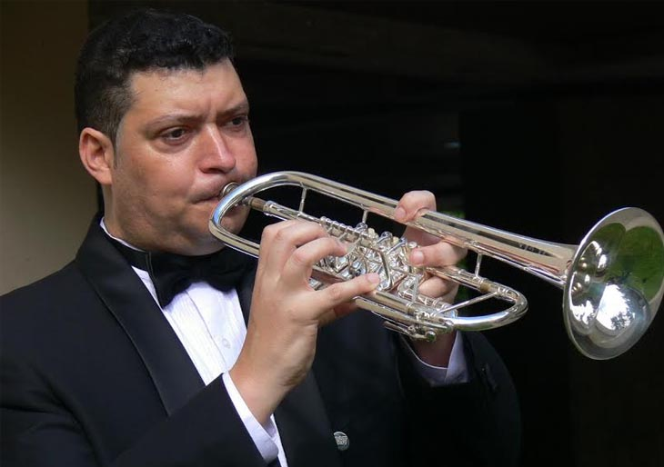 Vicente Freijeiro: La música por sí sola me motiva a evolucionar