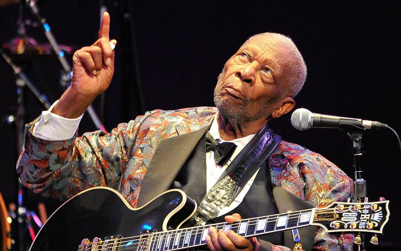 Muere a los 89 años B. B. King, la gran memoria del 'blues'