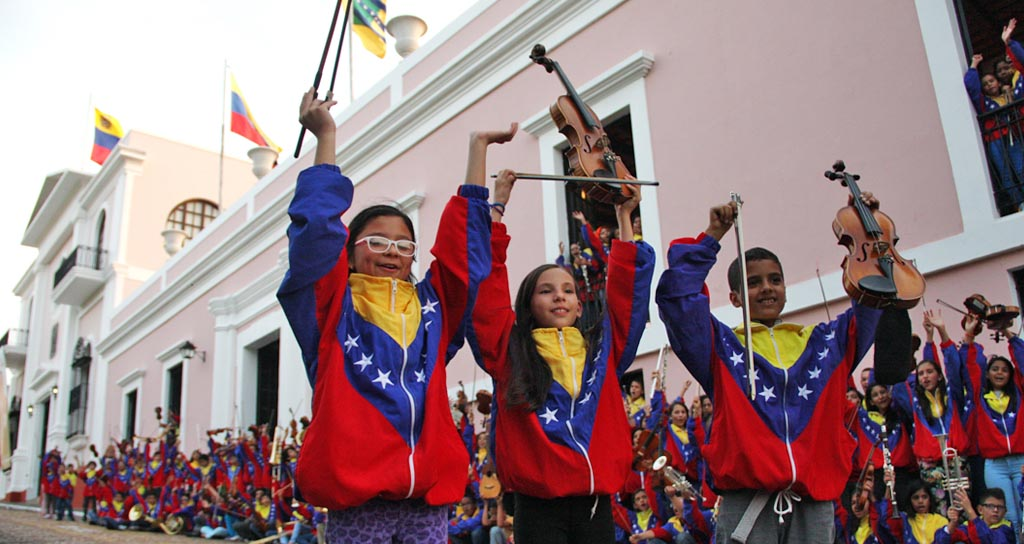 La Nacional Infantil llenará de música y orgullo al Sur Oriente venezolano