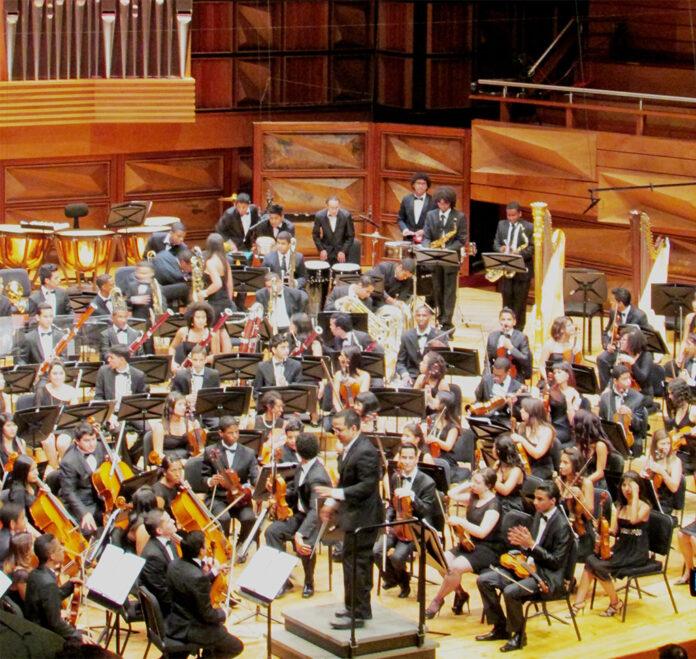Orquesta Sinfónica Juvenil del Conservatorio Simón Bolívar