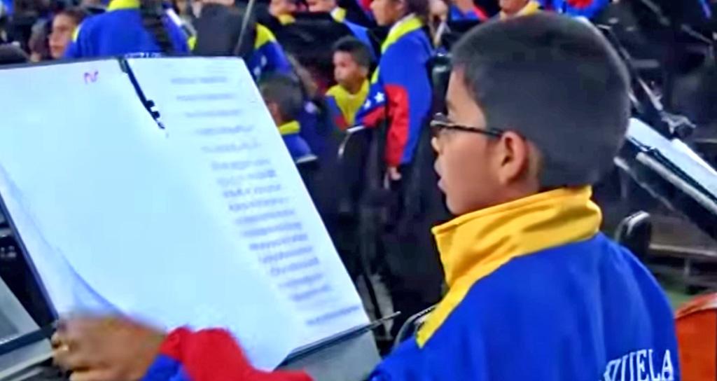 Un derroche musical se apoderó del Occidente venezolano