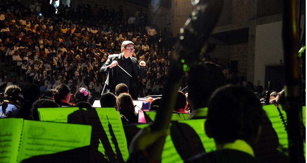 La Nacional Infantil alcanzó más de 10 mil kilómetros de música y alegría