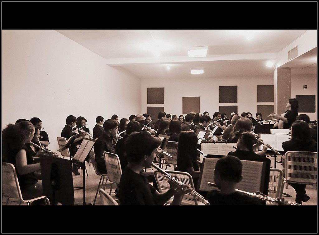 Orquesta de Flautas en Maracay