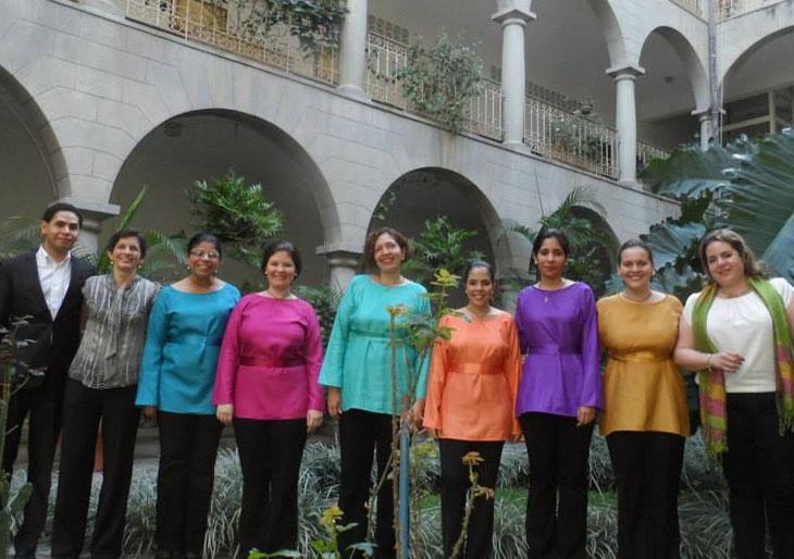 Gala Coral: Ensamble Vocal Aequalis Aurea, Coro Juvenil y Coro de Cámara del Conservatorio de Aragua