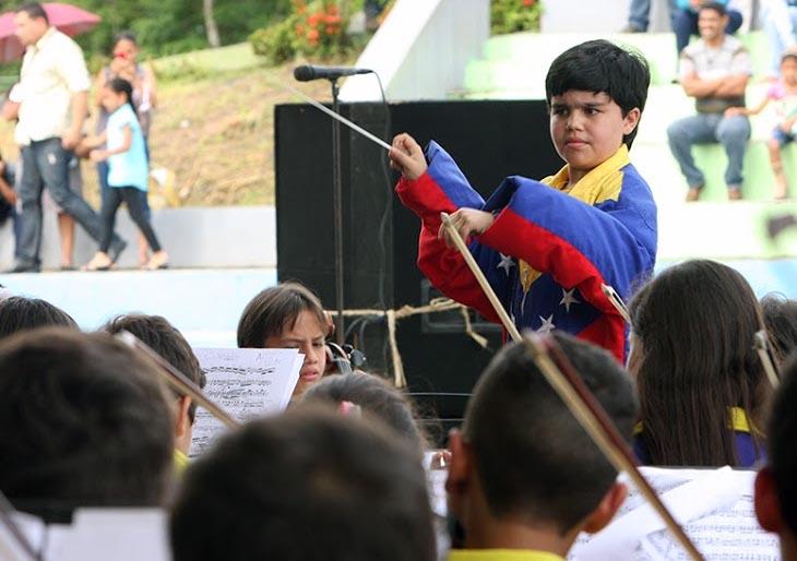 En la Sinfónica Nacional Infantil también se forjan nuevos directores