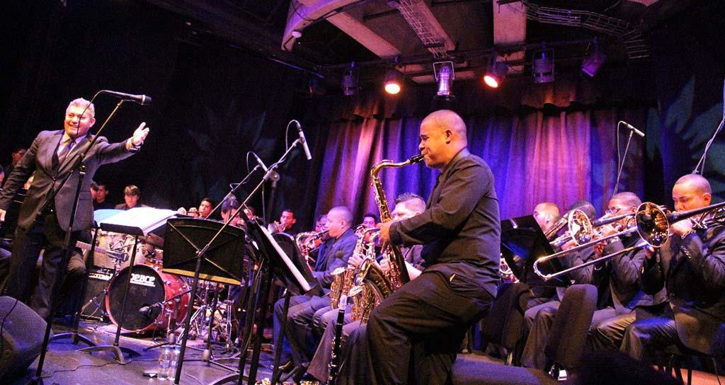 Gran gala ofrecerá la Simón Bolívar Big Band Jazzjunto a sus amigos
