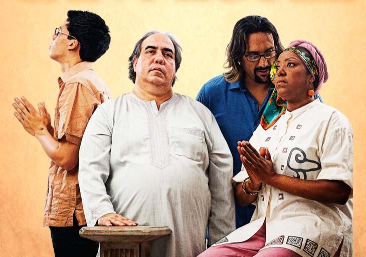 Los ritmos afro venezolanos repicarán en el Teatro Principal