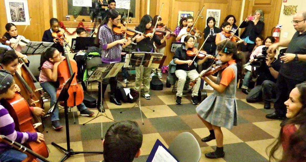 Orquesta Sinfónica Infantil y Juvenil del Bronx llega a Venezuela