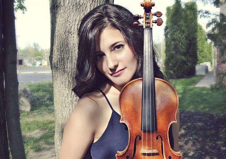 Violinista venezolana Mariana Cottier Bucco gana posición en la Sinfónica de Dallas