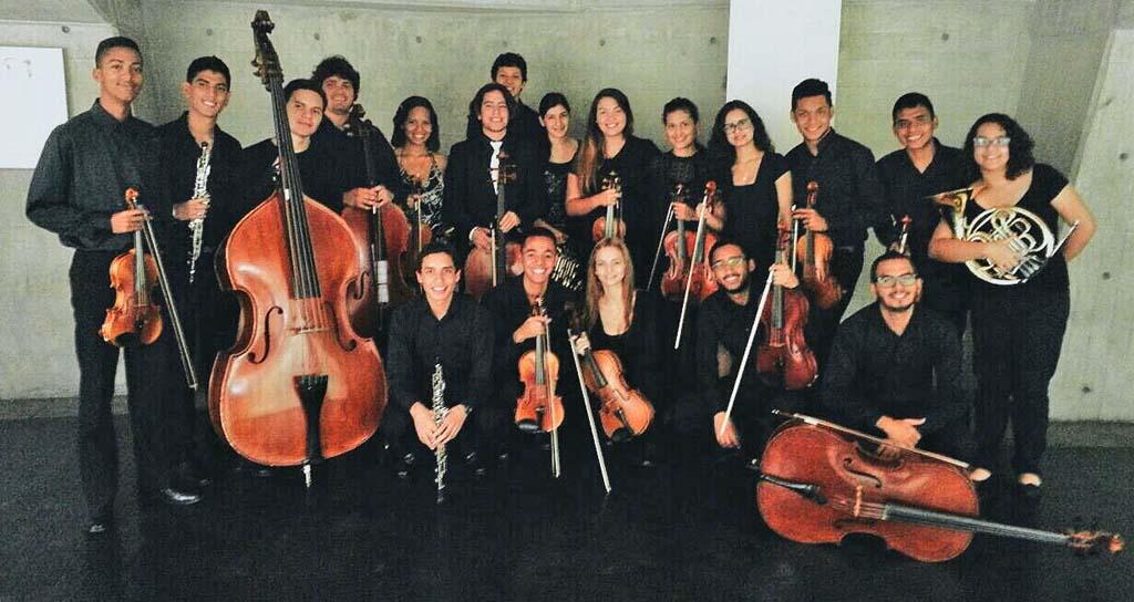 Camerata Solista Itinerante #CSI abre nuevos espacios musicales en la ciudad