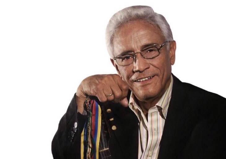 """Chelique Sarabia: """"Hugo Blanco protagonizó época de oro de nuestra música"""""""