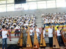 Cojedes recibió con orgullo a la Sinfónica Nacional Infantil de Venezuela