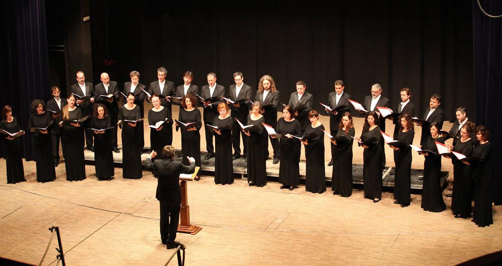 Un duelo entre la música coral religiosa y la música profana