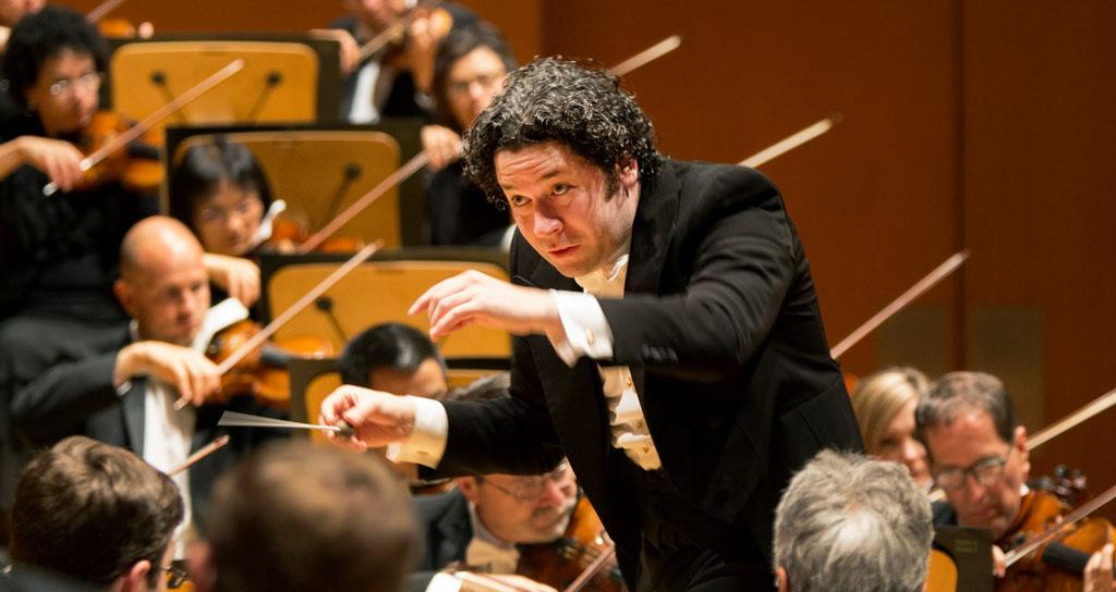 Dudamel dirige Ciclo Beethoven en Bogotá