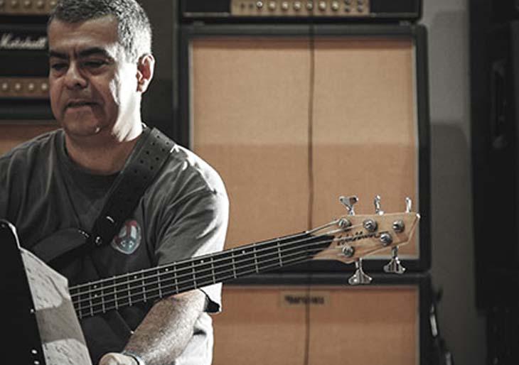 """Gerardo Chacón bautiza su disco """"Sueño de Niños"""""""