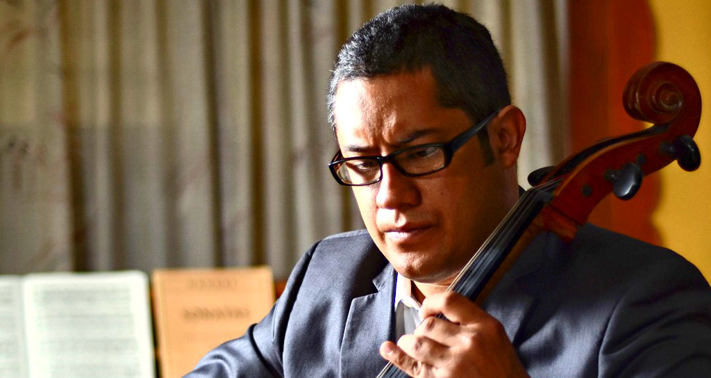 Horacio Contreras inicia el Festival Iberoamericano de Violonchello