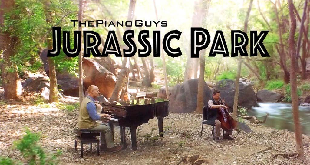 La canción de Jurassic Park alcanza el número uno, 22 años después