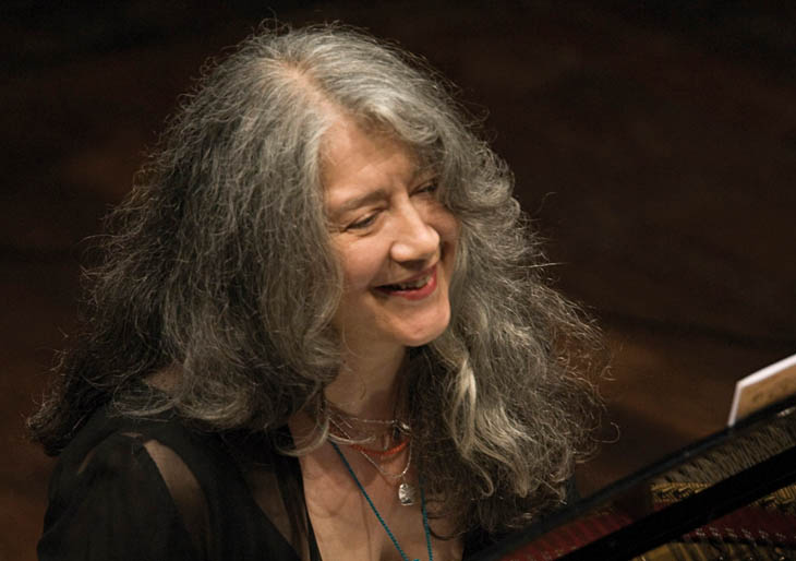 Finalmente, Martha Argerich tocará en el Centro Kirchner