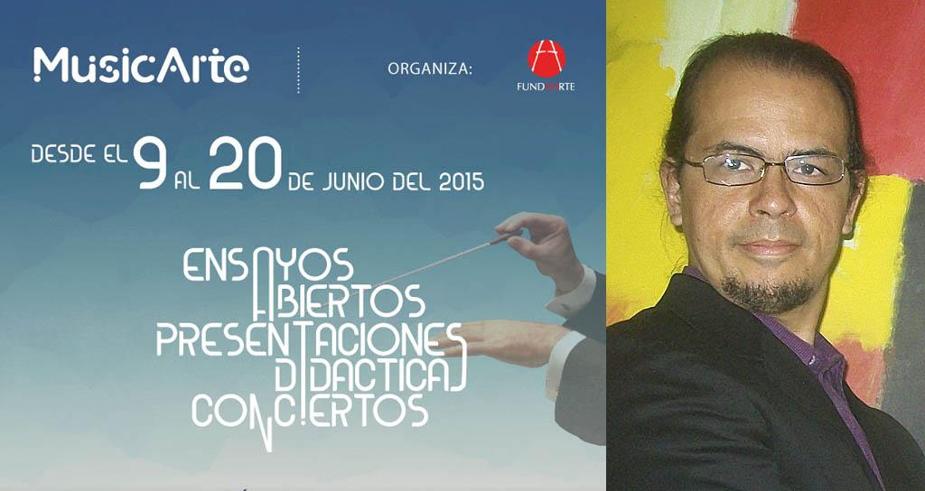 """Luis Ernesto Gómez estrena su obra musical """"La Caja Negra"""" en el Festival MusicArte en Panamá"""