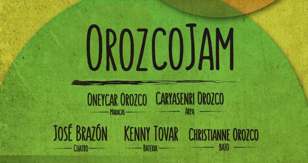 OrozcoJam llega al Trasnocho Festivaleando en medio de la ciudad