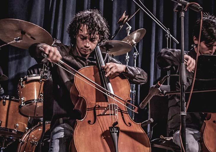 Jesús Vásquez @Percucelloinicia su 4ta Gira Nacional de Rock Sinfónico en Cello