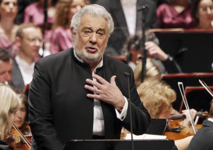 Plácido Domingo: 'Todo lo que nos pasa se refleja en la garganta'