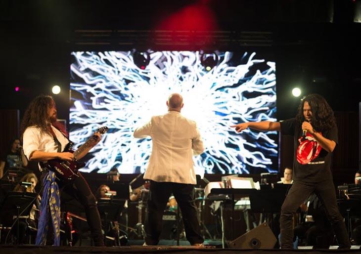 La Orquesta de Rock Sinfónico Simón Bolívar llevará la energía de Queen al Parque del Este
