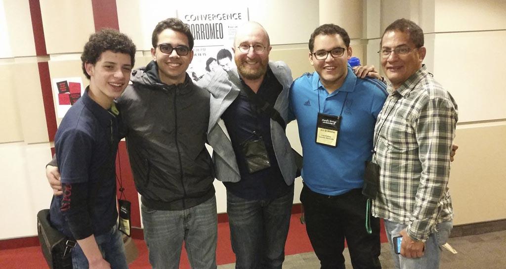El joven contrabajista Rubén Rodríguez obtuvo el 3er lugar de la competencia internacional de contrabajistas ISB
