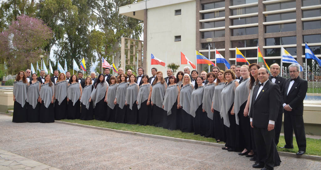 Coro Universitario de la Universidad Nacional de San Juan ofrece concierto para los caraqueños este martes 16.